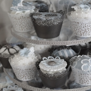 Steam Punk Cakes, Cupcakes Vintage, Blue Cakes, Wedding Cakes Wedding Cup Cakes